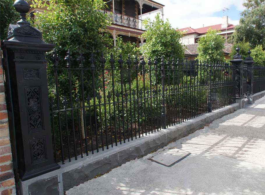 Wrought Iron Fences and Gates by E-Phence